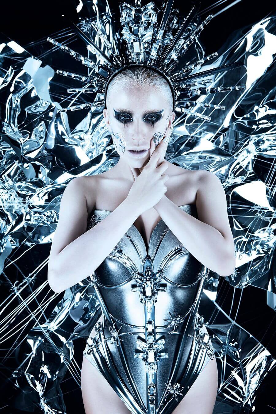 Luxury Queen - Jonas Leriche - Eden Gallery