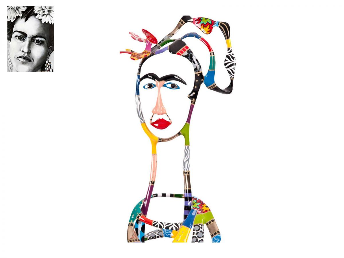 New Frida Kahlo - Dorit Levinstein - Eden Gallery