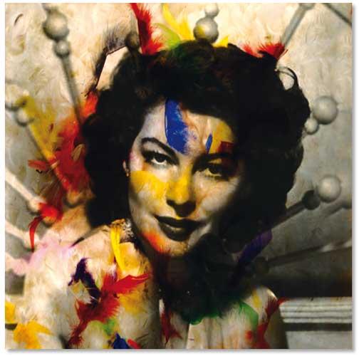 Ava Gardner - Daniel Gastaud - Eden Gallery