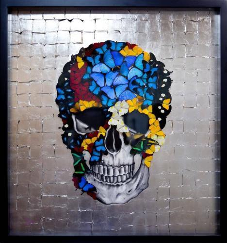 Palladium Skull