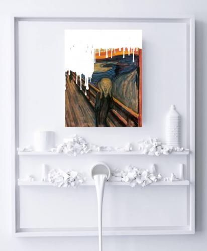 Flow – Hommage a E. Munch