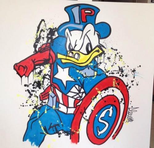 Scrooge American