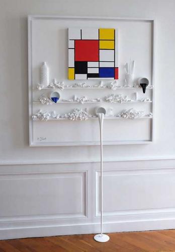 Flow – Tribute to Mondrian