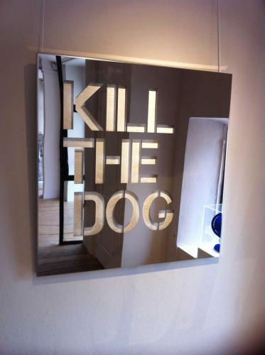 Kill The Dog – Inox Mirror