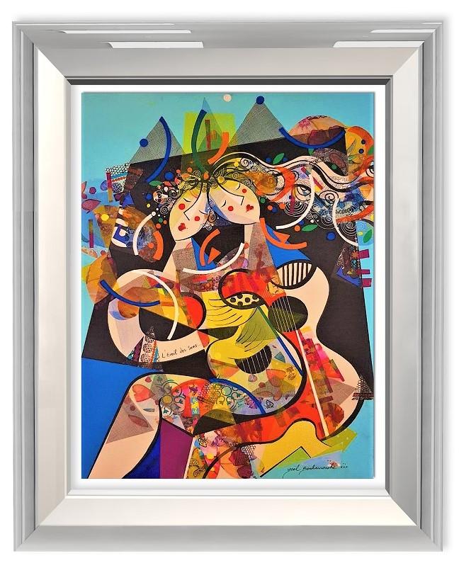 L'eveil des sens - Yoel Benharrouche - Eden Gallery