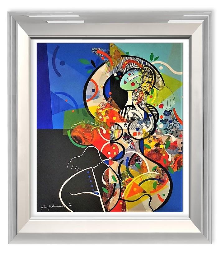 Mouvements De Vie - Yoel Benharrouche - Eden Gallery