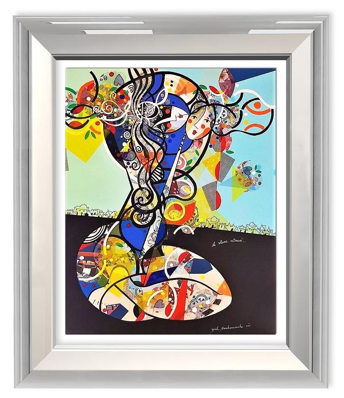 Le Silence Retrouve - Yoel Benharrouche - Eden Gallery