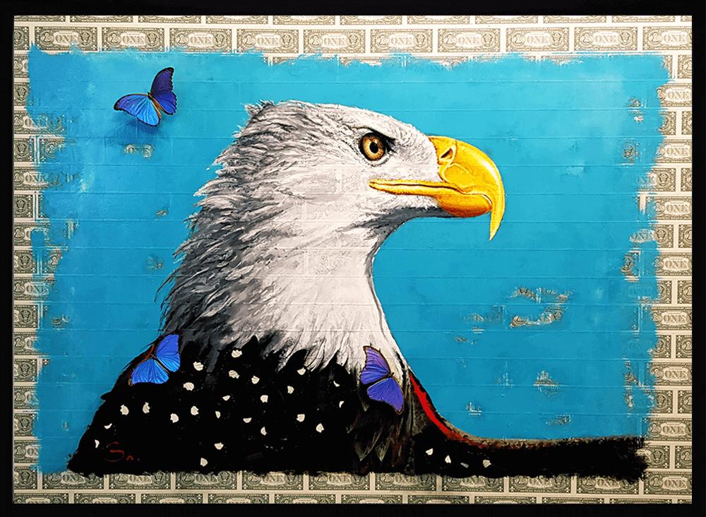 American Eagle  - SN - Eden Gallery