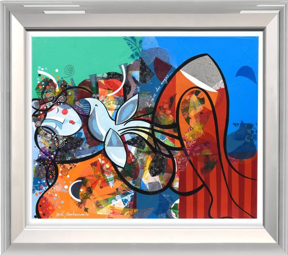 Le Reve des Anges - Yoel Benharrouche - Eden Gallery