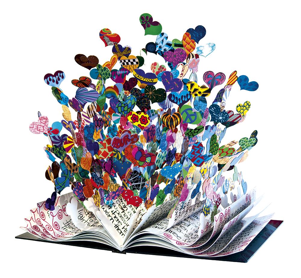 Book of Love - David Kracov - Eden Gallery