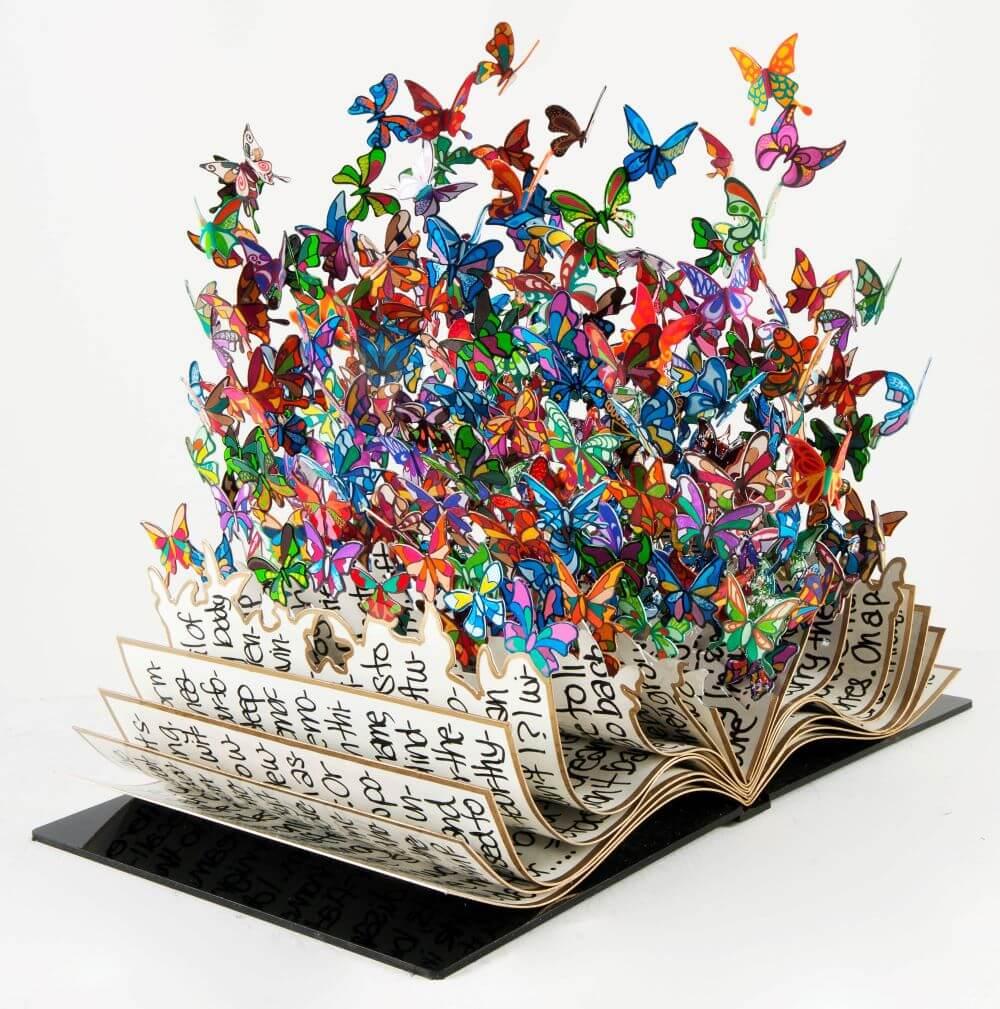 Book of Life - XL - David Kracov - Eden Gallery