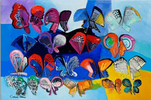 Colorful Wings