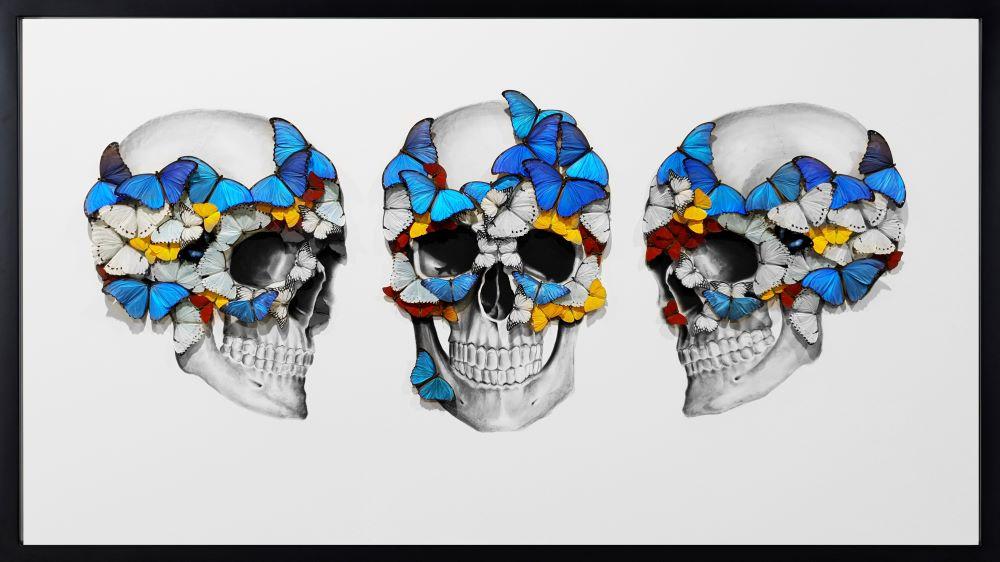 Triple Skull  - SN - Eden Gallery