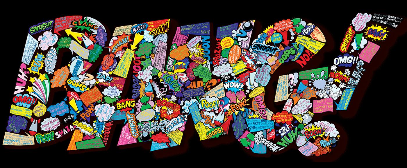 Big Bang! - Mini - David Kracov - Eden Gallery