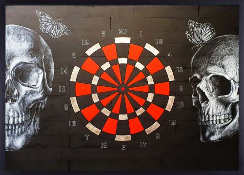 Skulls Target