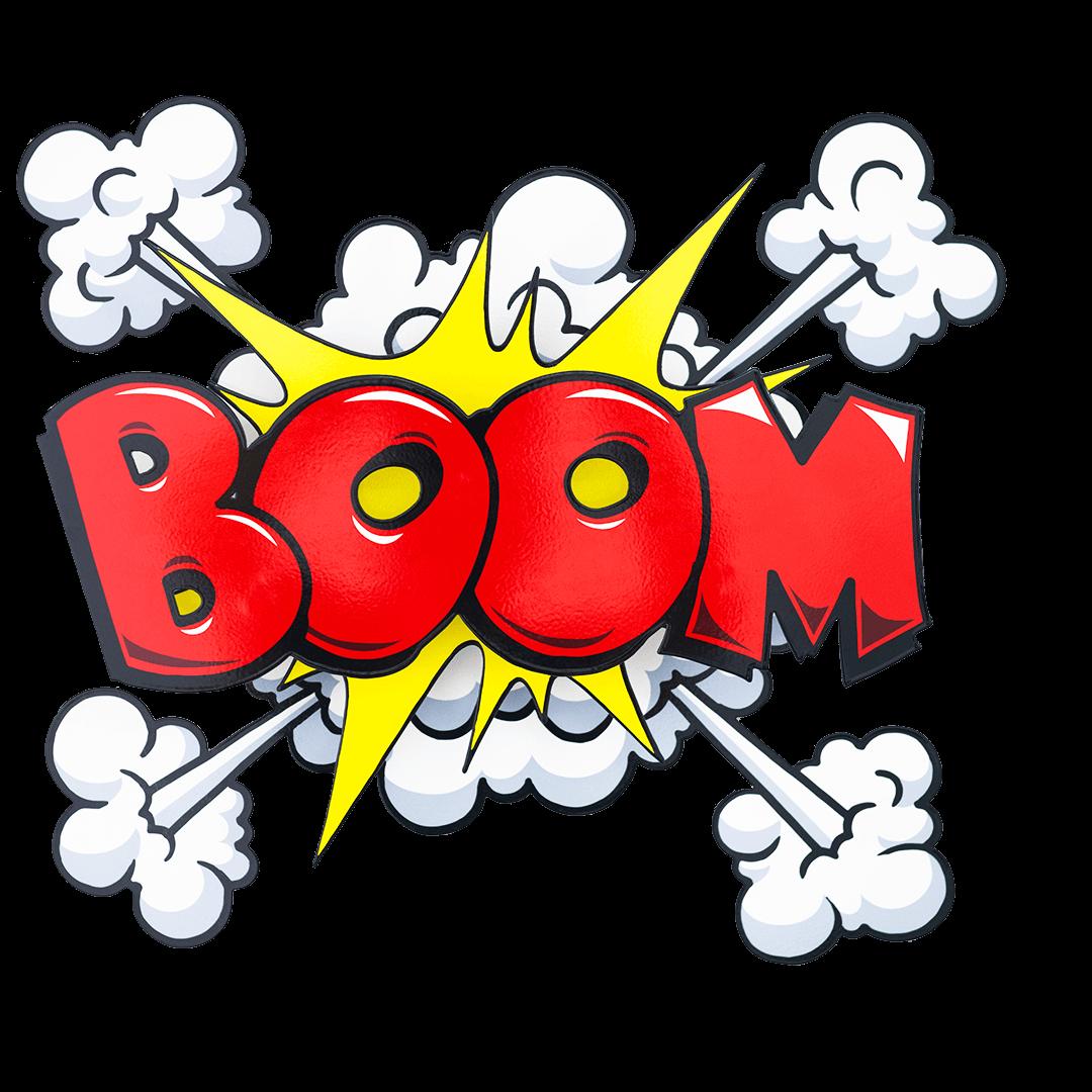 BOOM! - David Kracov - Eden Gallery