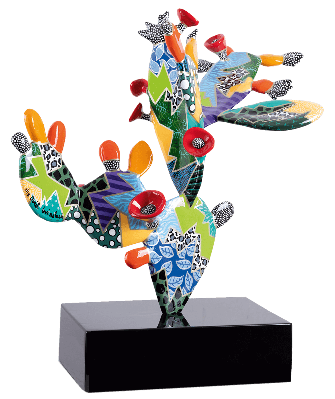 Cactus Kishkashta (Desert Blossom) - Dorit Levinstein - Eden Gallery