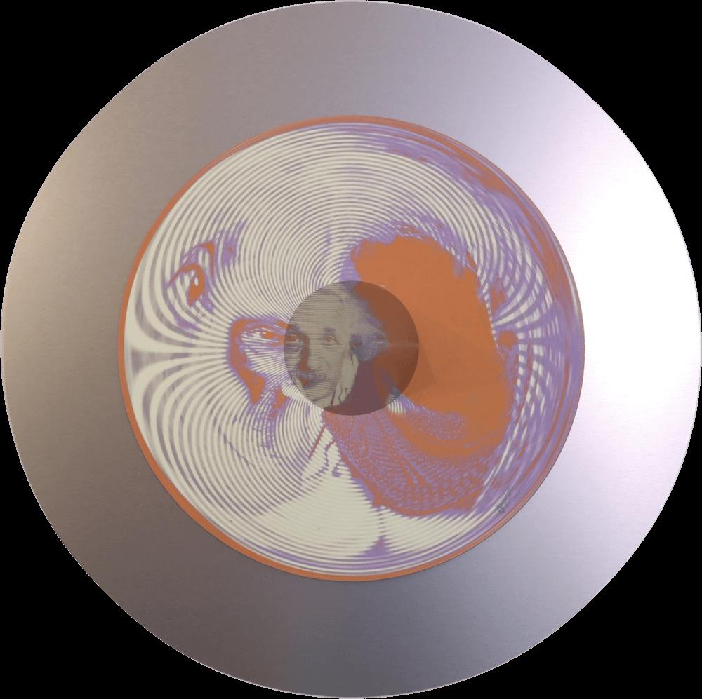 Understanding the Mind of Einstein - Jonty Hurwitz - Eden Gallery