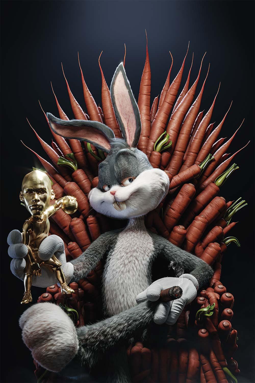 Bugs Bunny  - Galy - Eden Gallery