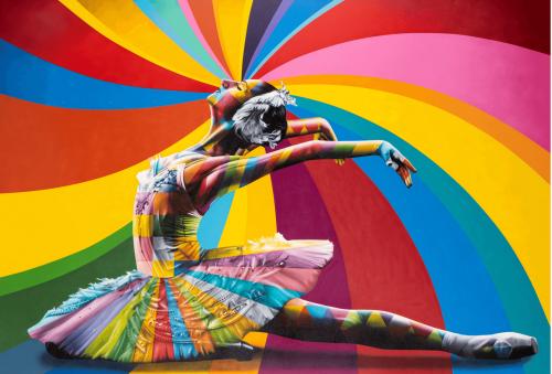 Bailarina Maya