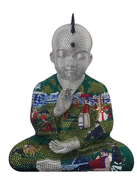 Punkbuddha Dreams - Metis Atash - Eden Gallery