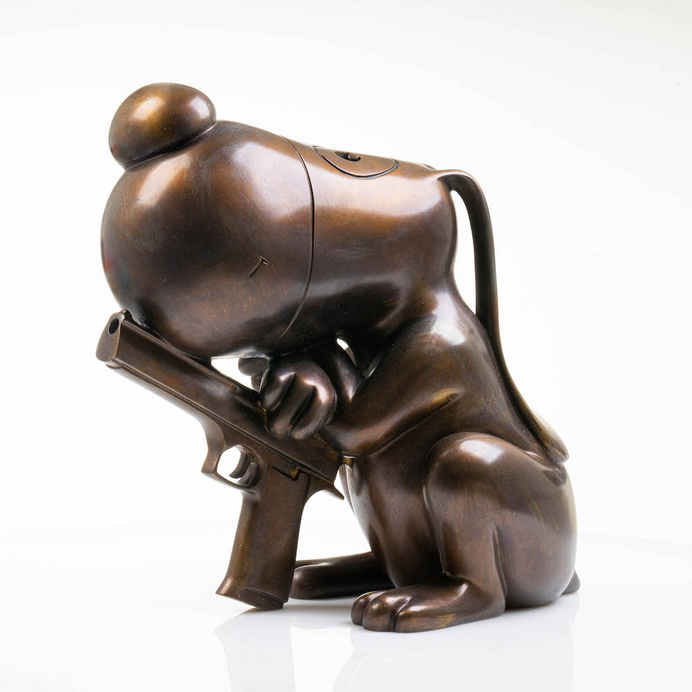 Pitchou 45  Brownie Cute - F&G - Eden Gallery