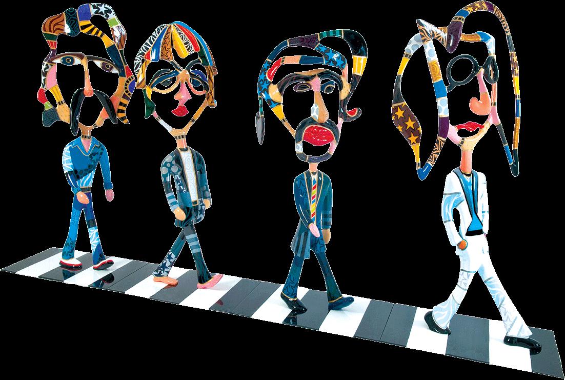 The Beatles XL - Dorit Levinstein - Eden Gallery