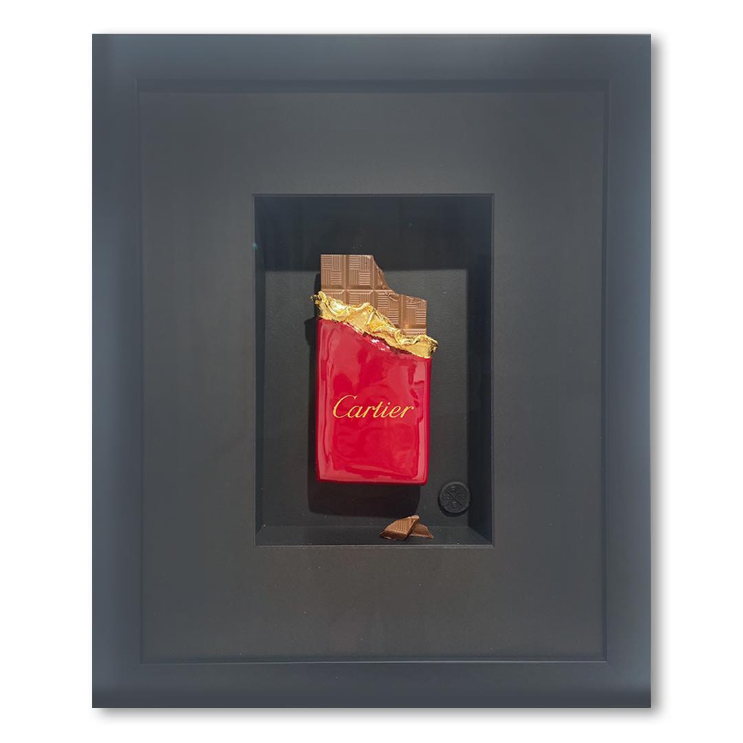 Chocolate bar 1 - Kunst met een R - Eden Gallery