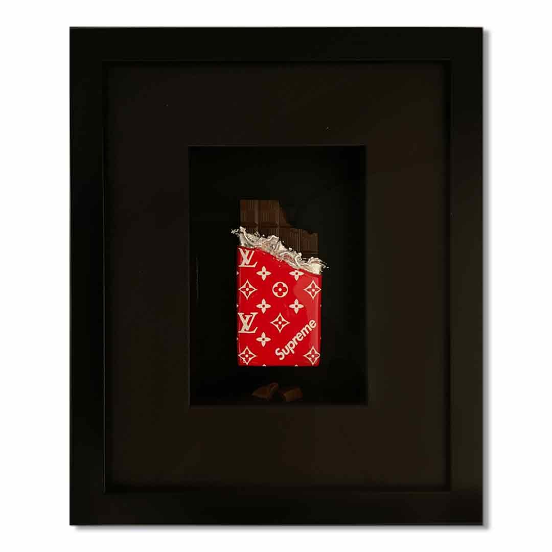 Chocolate Bar 8 - Kunst met een R - Eden Gallery