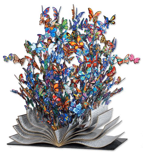 Book of Life - David Kracov - Eden Gallery