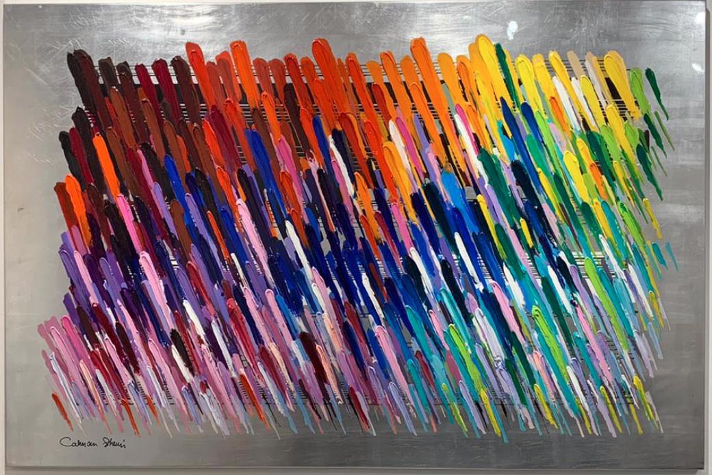 Silver Notes – Nashville Country - Calman Shemi - Eden Gallery