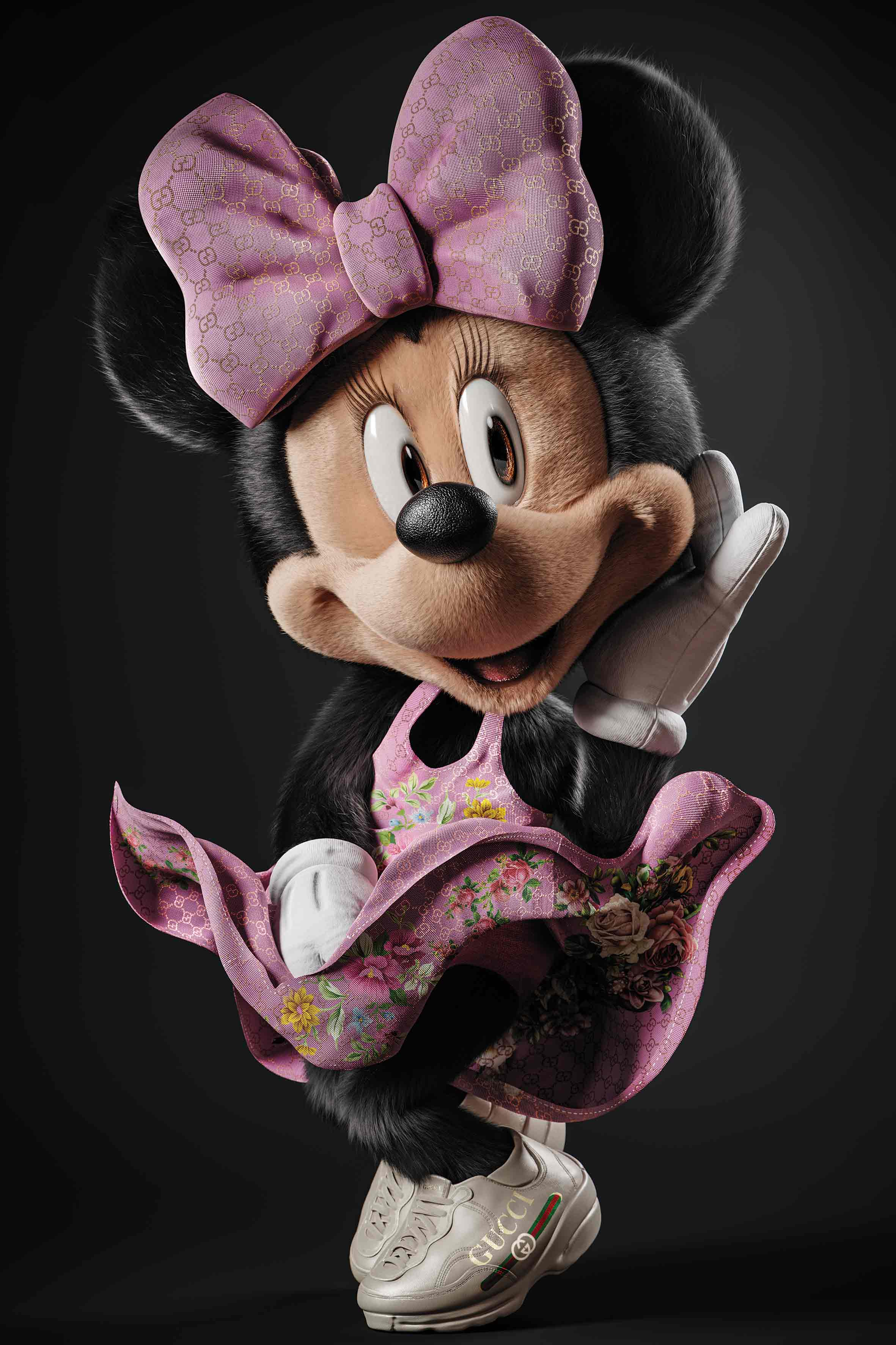 Minnie Mouse  - Galy - Eden Gallery