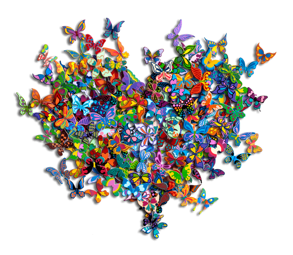 My Heart Is All a Flutter - David Kracov - Eden Gallery