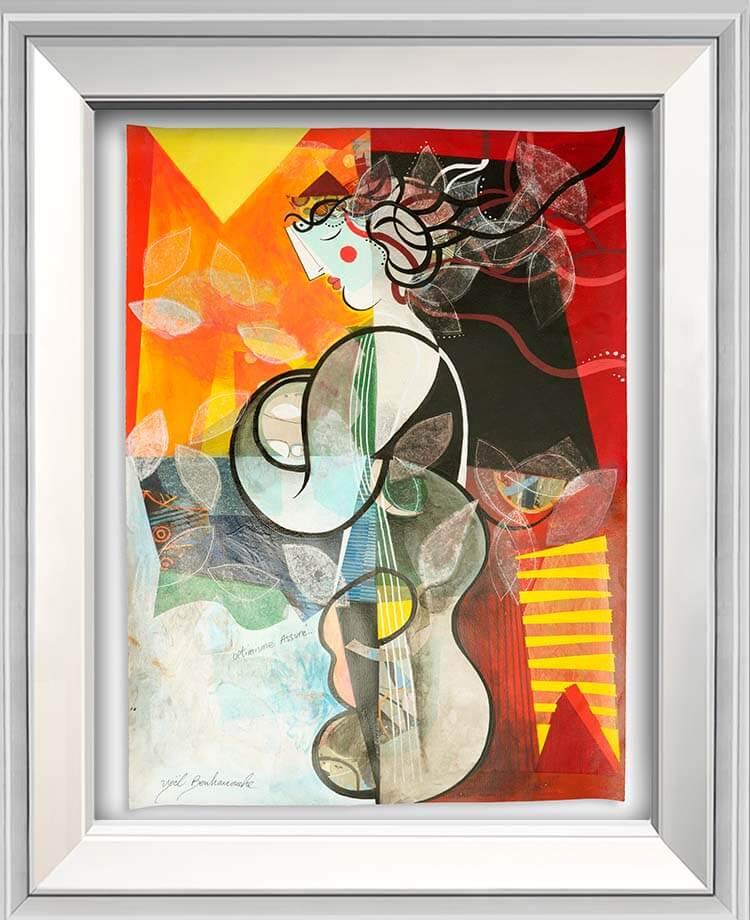 Optimisme Assuré... - Yoel Benharrouche - Eden Gallery