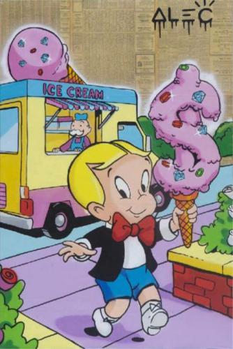 Richie $ Monopoly Ice Cream Truck